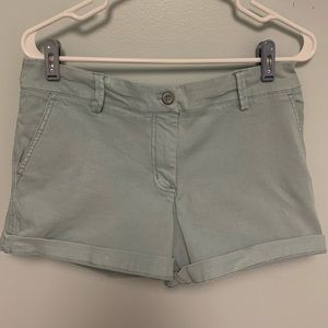 Light blue Artisan NY Women's Shorts